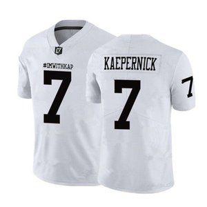 Colin Kaepernick IMWITHKAP White Jersey